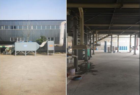 徐州市双楚涂料有限公司施工