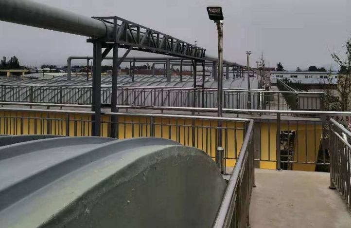 贾汪工业园污水处理厂